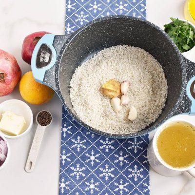 Christmas Pilaff recipe - step 3