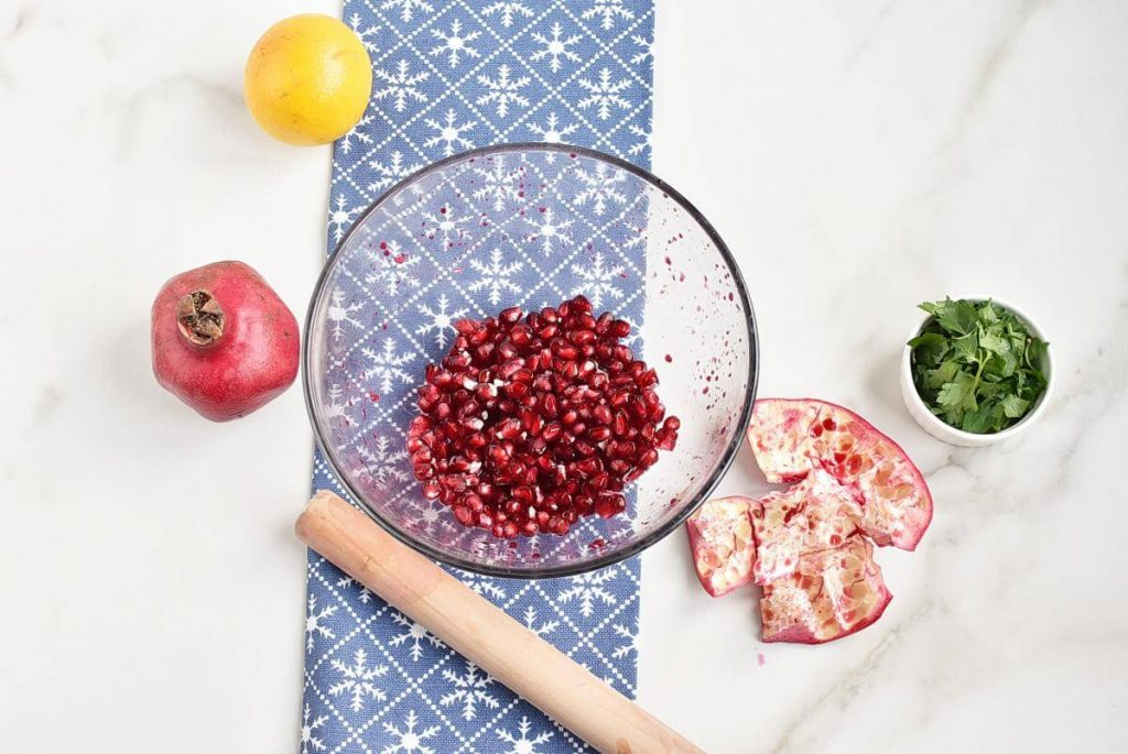 Christmas Pilaff recipe - step 2