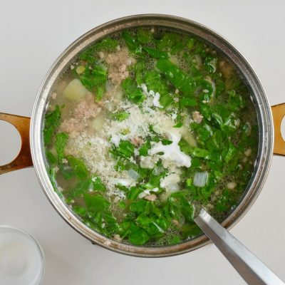 Delicious Tuscan Soup recipe - step 4