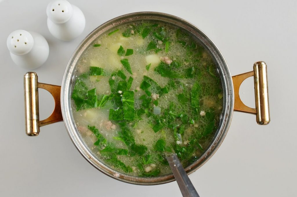 Delicious Tuscan Soup recipe - step 5