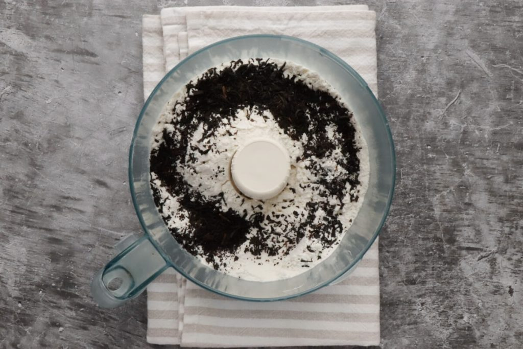 Earl Grey Shortbread Cookies recipe - step 1