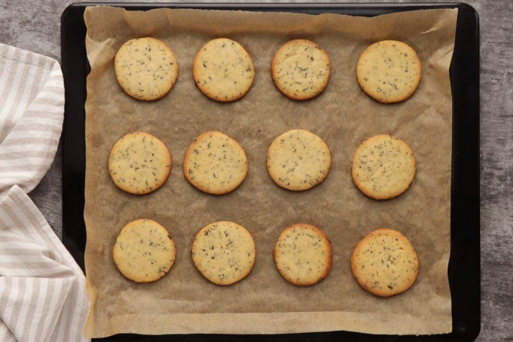 Earl Grey Shortbread Cookies recipe - step 8