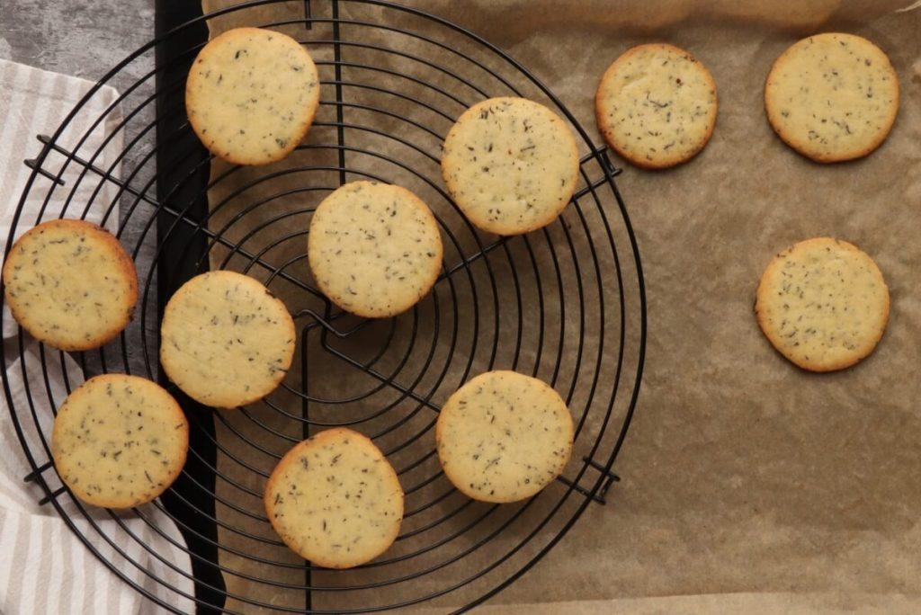Earl Grey Shortbread Cookies recipe - step 9