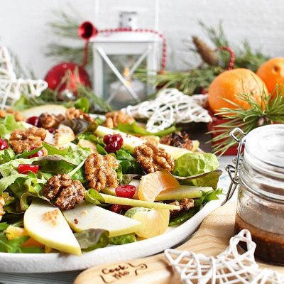 Easy Christmas Salad Recipes–Homemade Easy Christmas Salad–Easy C Easy Christmas Salad