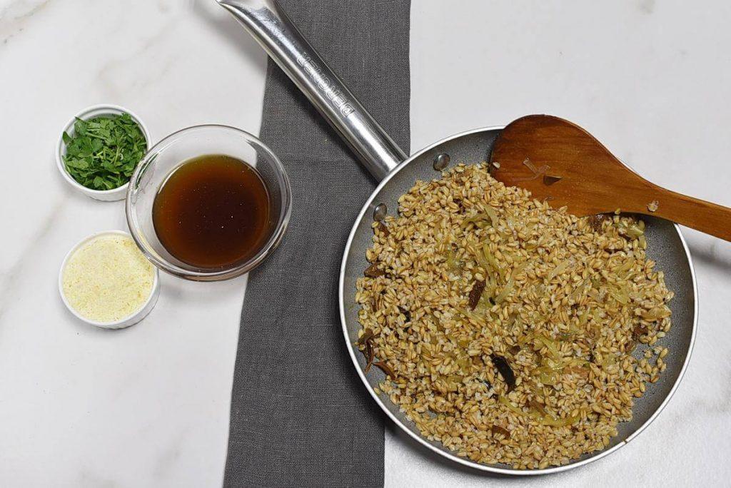 Farro Risotto recipe - step 8