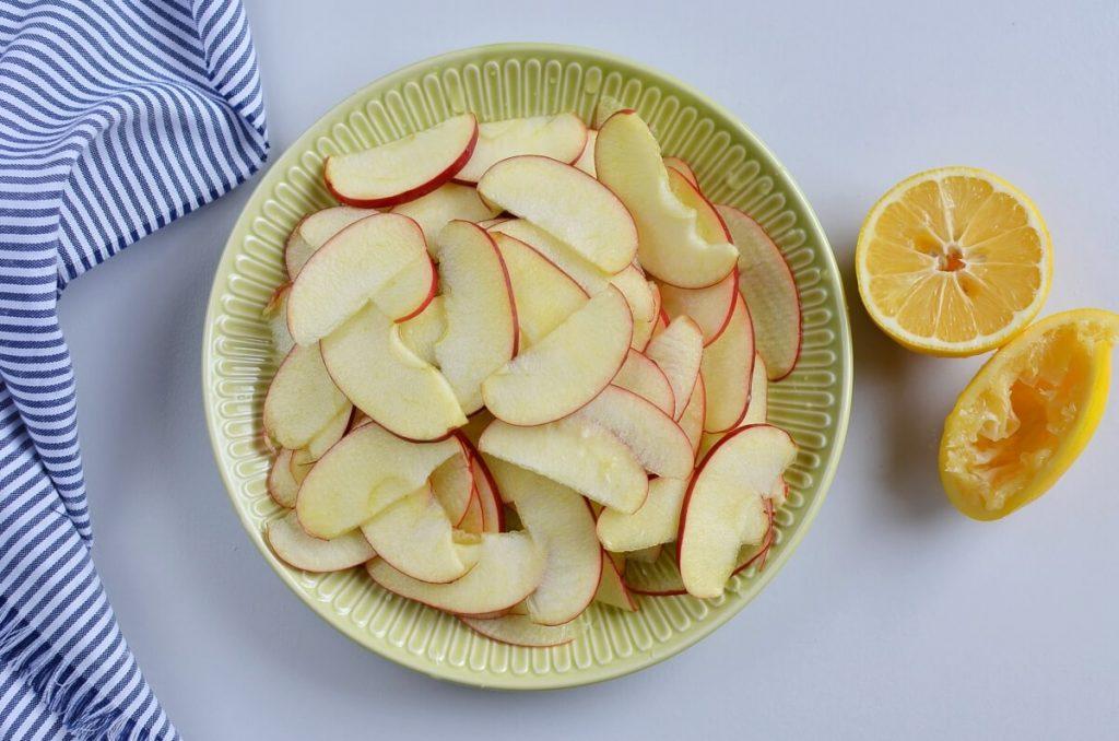French Apple Roses Mini Tarts recipe - step 6