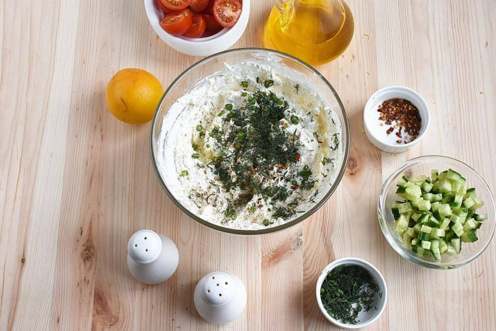 Greek Feta Dip recipe - step 2