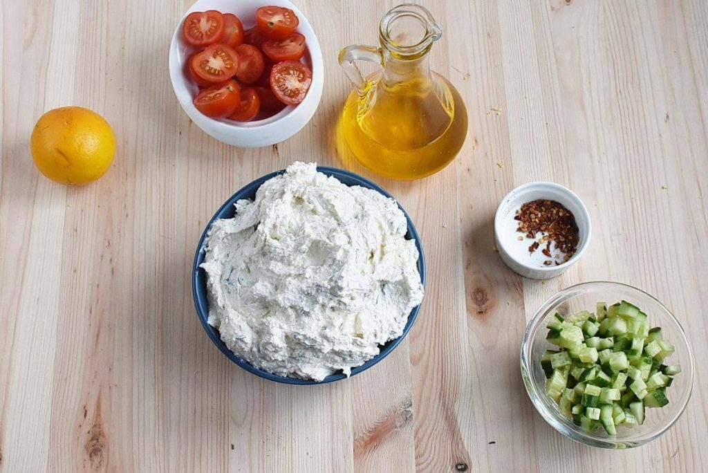 Greek Feta Dip recipe - step 3