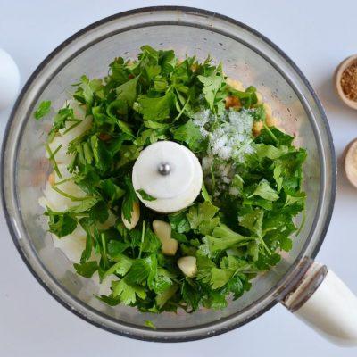 Healthy & Delicious Baked Falafel recipe - step 3