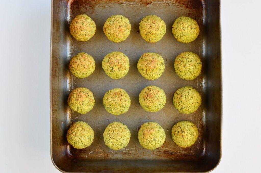 Healthy & Delicious Baked Falafel recipe - step 7
