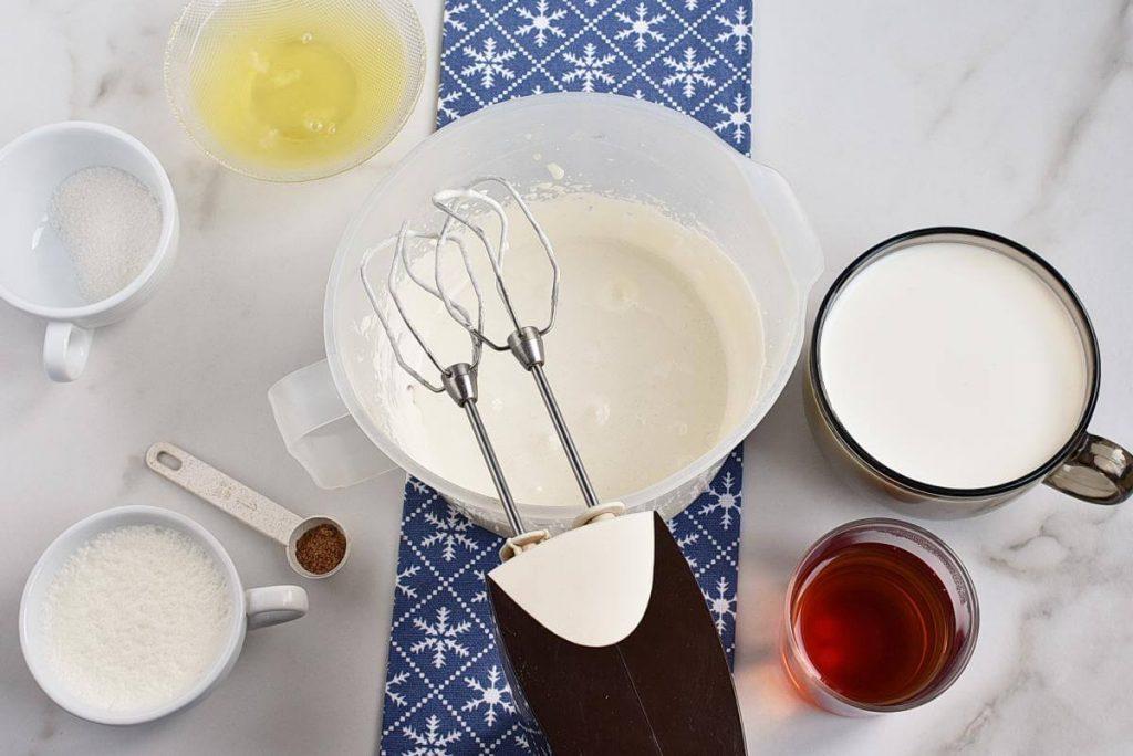 Homemade Eggnog recipe - step 1