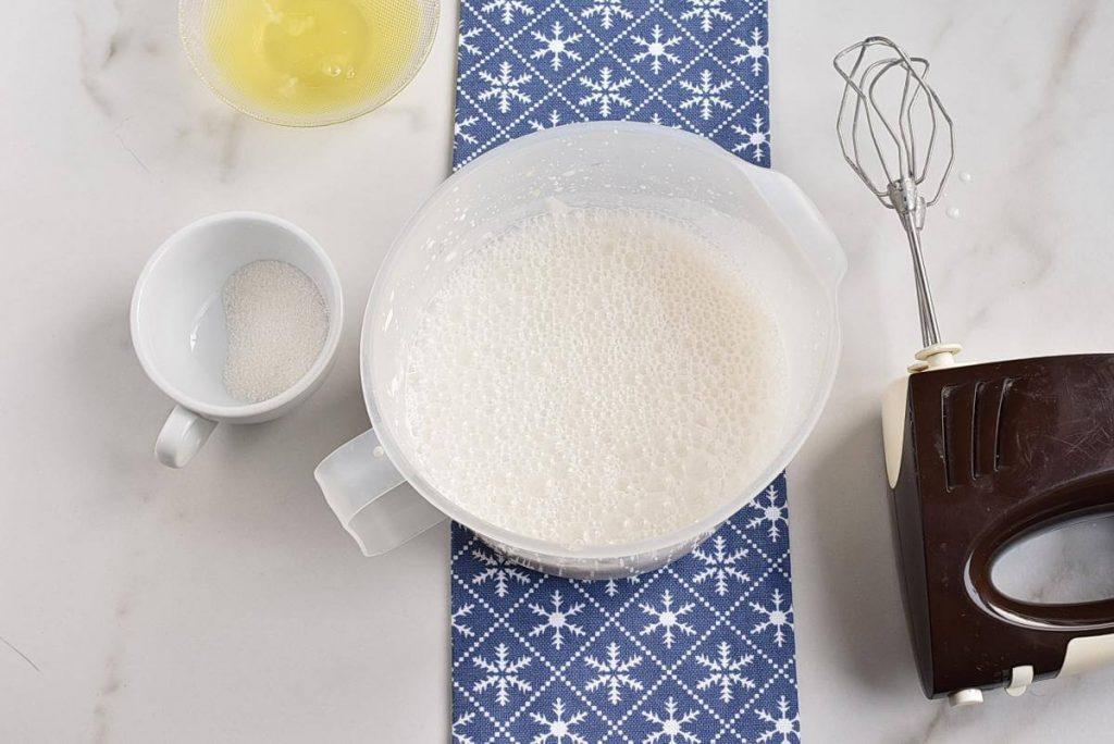 Homemade Eggnog recipe - step 2