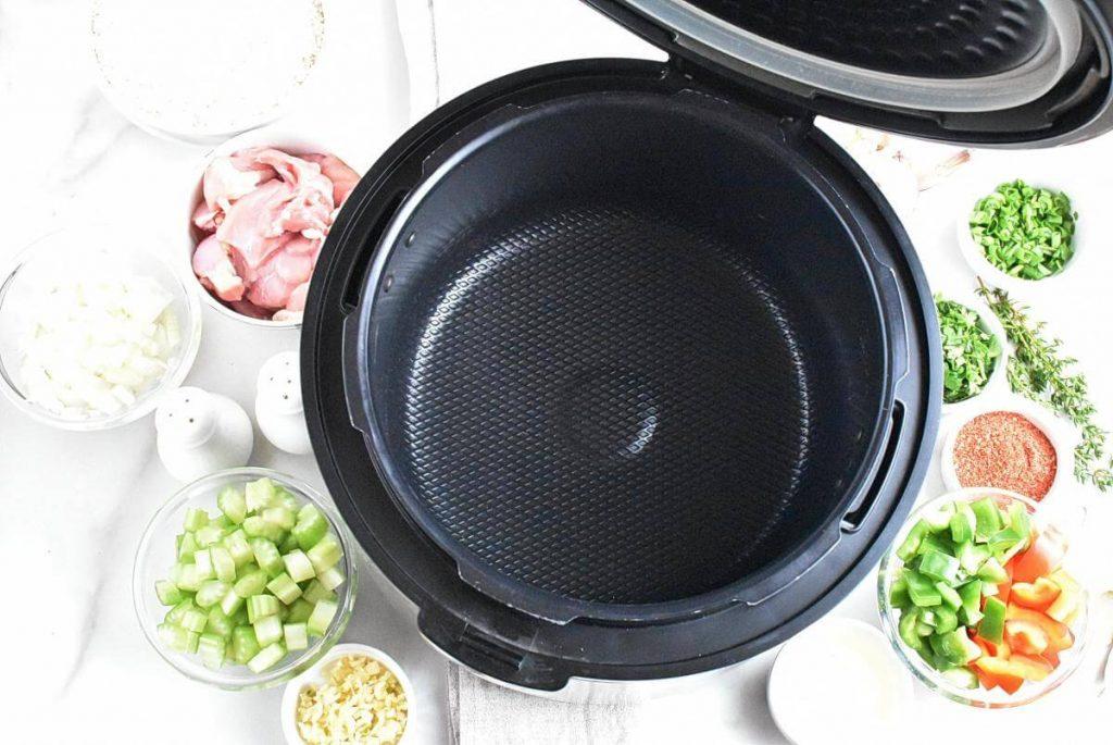 Instant Pot Jambalaya recipe - step 1