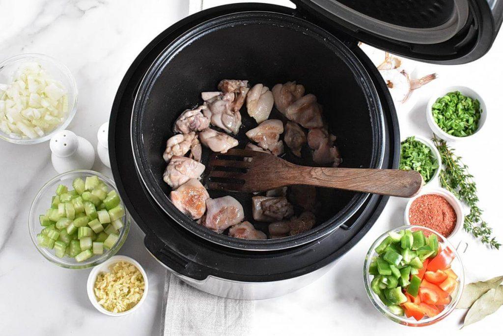 Instant Pot Jambalaya recipe - step 3
