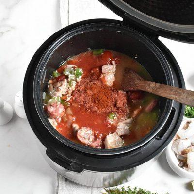 Instant Pot Jambalaya recipe - step 5