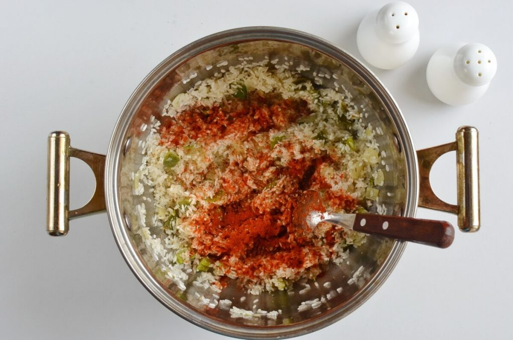 Mexican Rice and Beans recipe - step 4