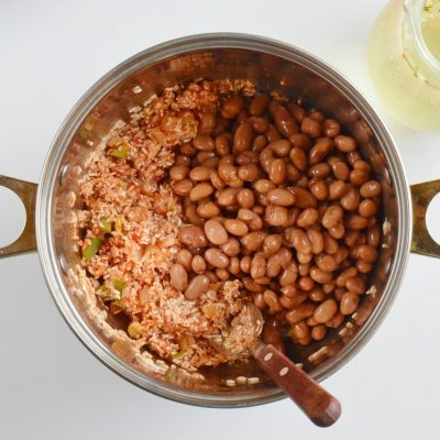 Mexican Rice and Beans recipe - step 6