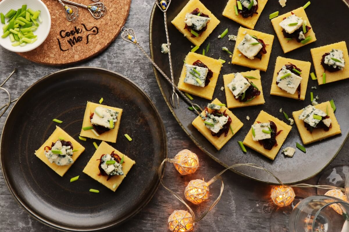 Cheese Appetizers & Snacks
