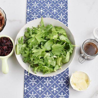 Quick Christmas Salad recipe - step 1