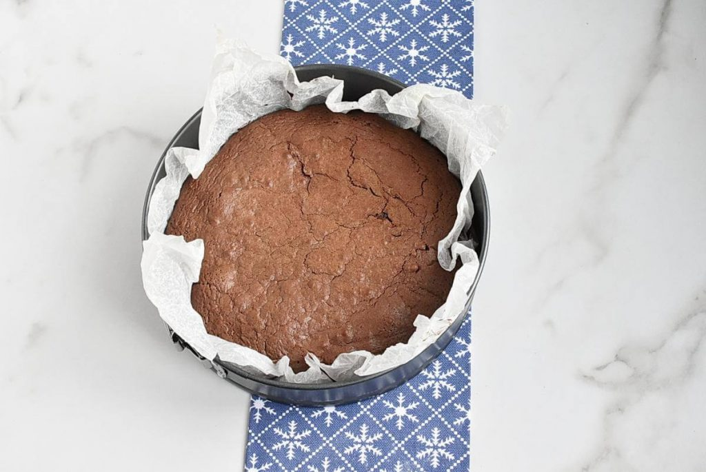 Spiced Christmas Tree Brownies recipe - step 8