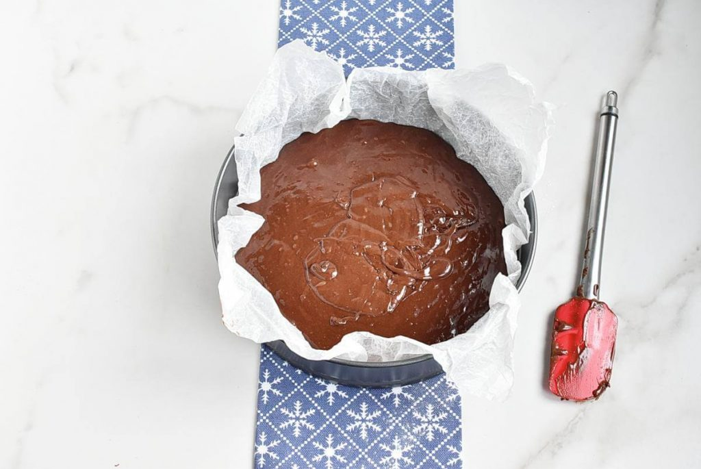 Spiced Christmas Tree Brownies recipe - step 7