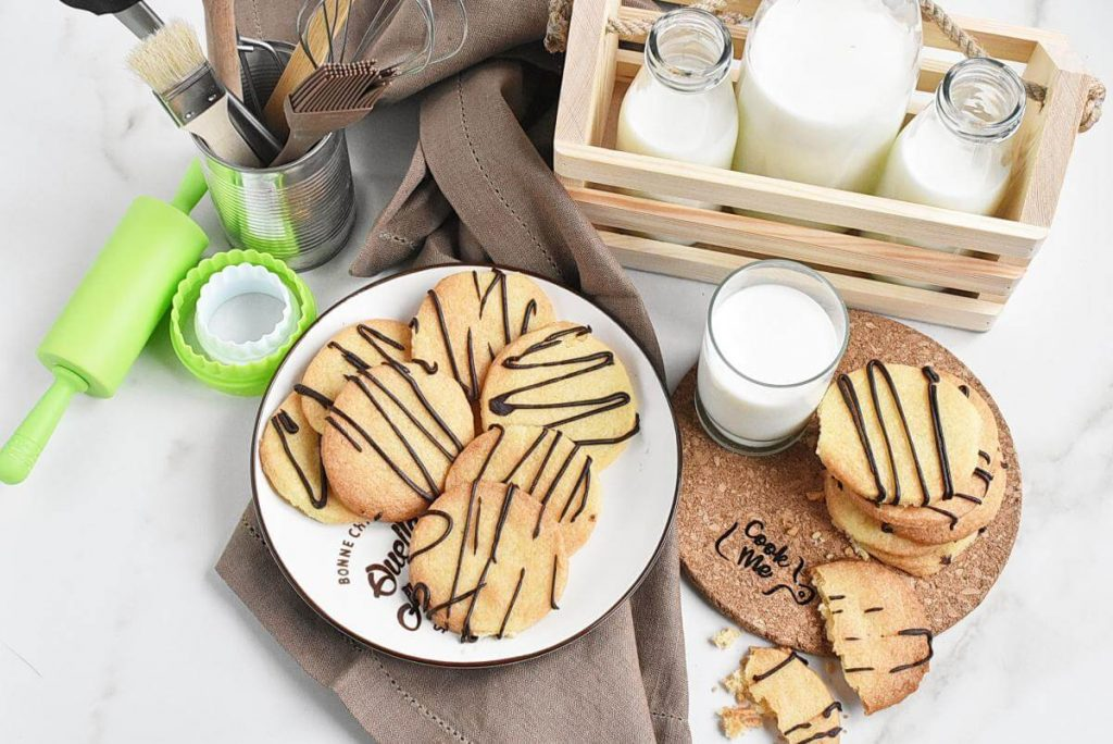 How to serve Sugar Free Shortbread Cookies