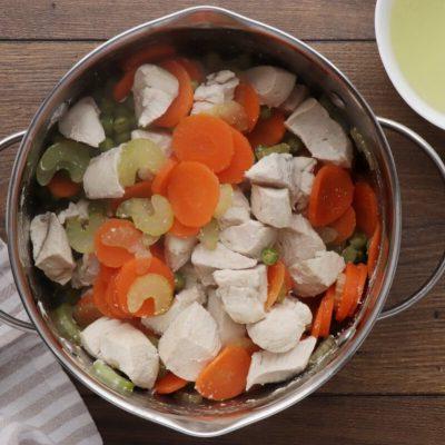 The Best Chicken Pot Pie recipe - step 2