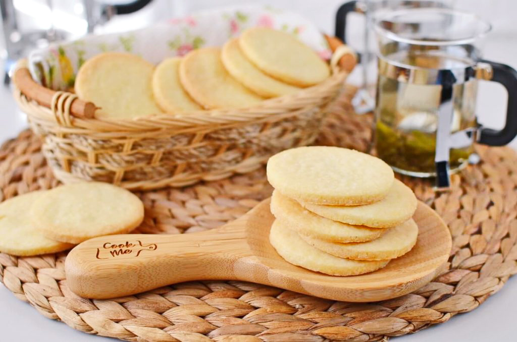 How to serve The Best Gluten Free Shortbread