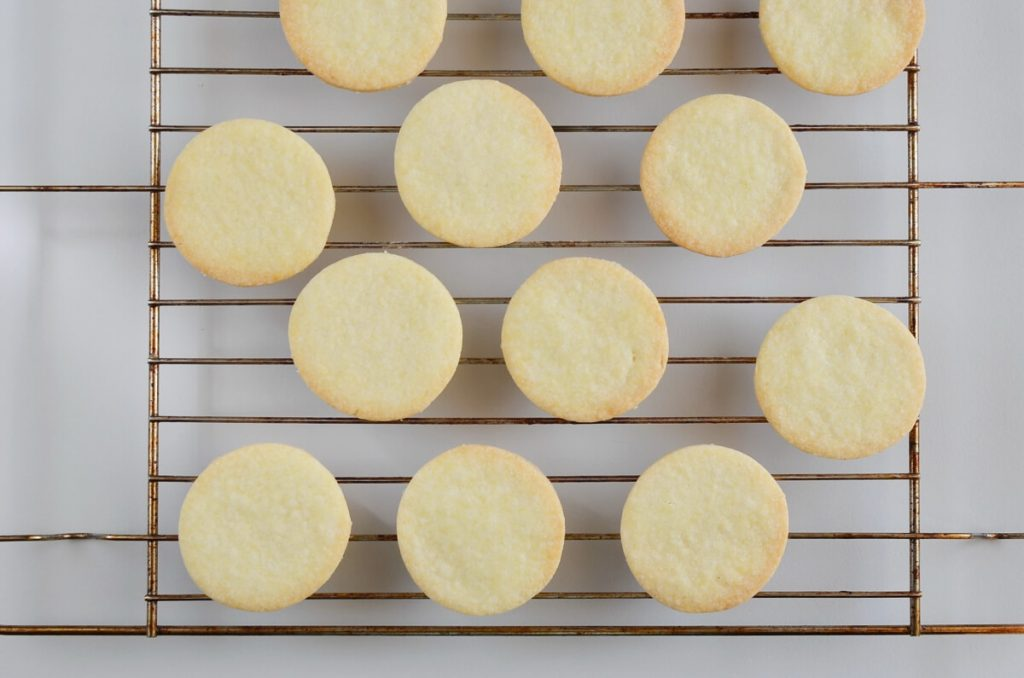 The Best Gluten Free Shortbread recipe - step 9