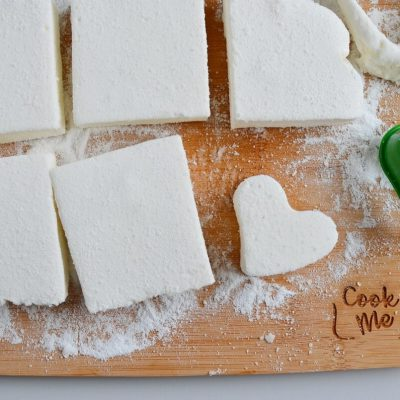 Vanilla Mint Marshmallows recipe - step 9