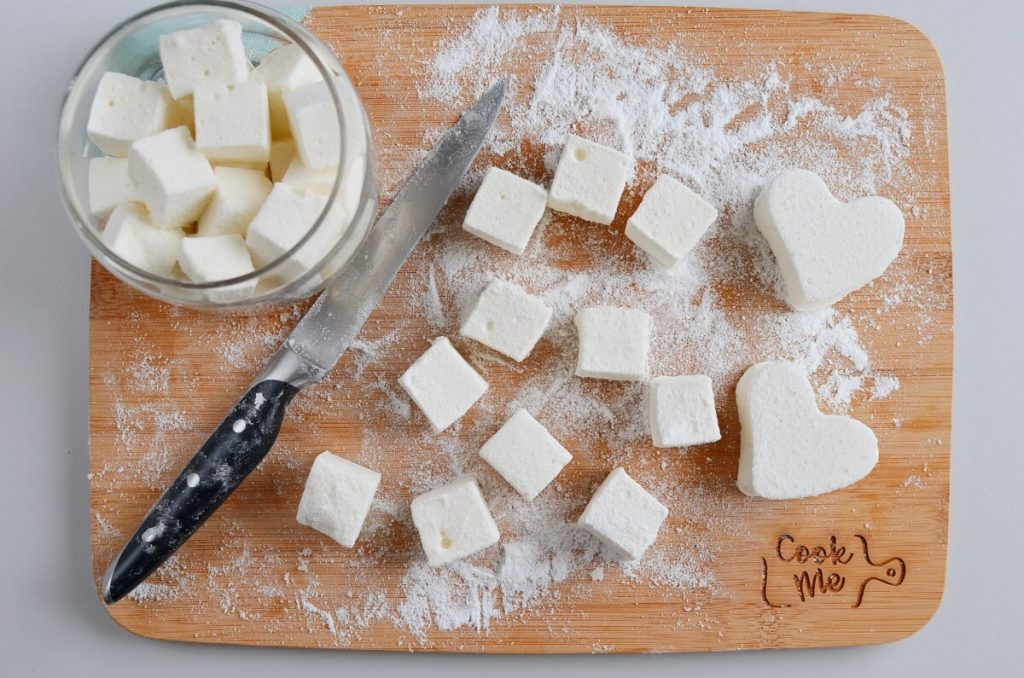 Vanilla Mint Marshmallows recipe - step 10