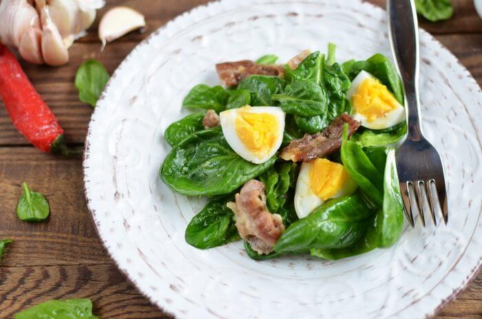 Bacon & Eggs Recipes