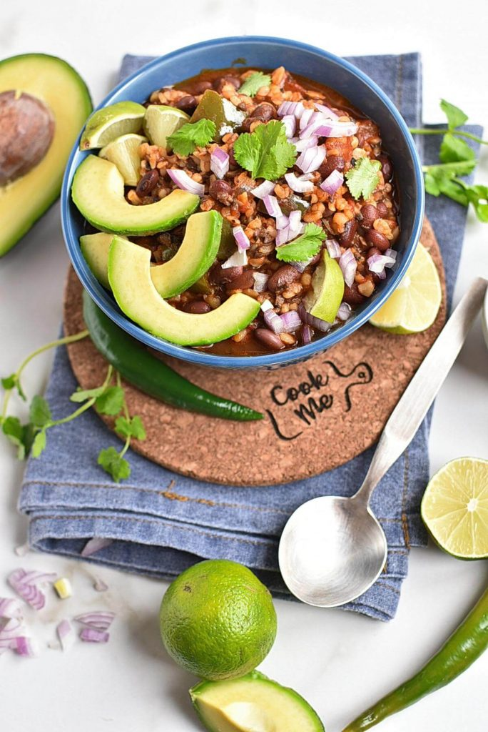 Amazing chili recipe