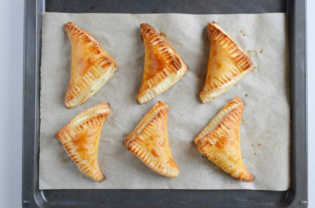 Feta Cheese Foldovers recipe - step 6