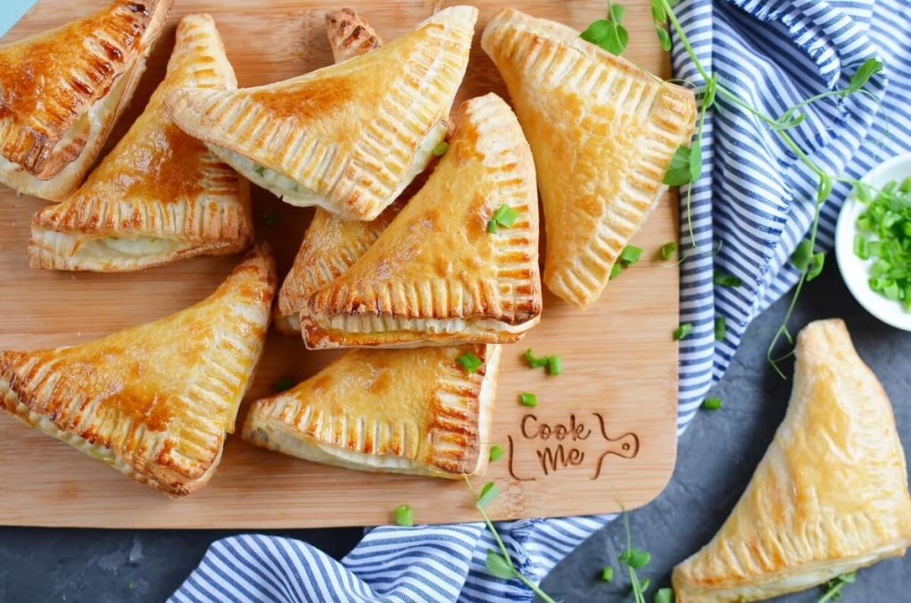 How to serve Feta Cheese Foldovers
