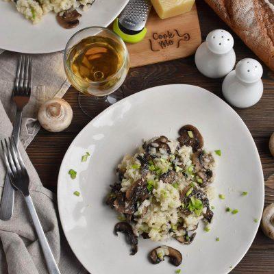 Gourmet Mushroom Risotto Recipes– Homemade Gourmet Mushroom Risotto–Easy Gourmet Mushroom Risotto