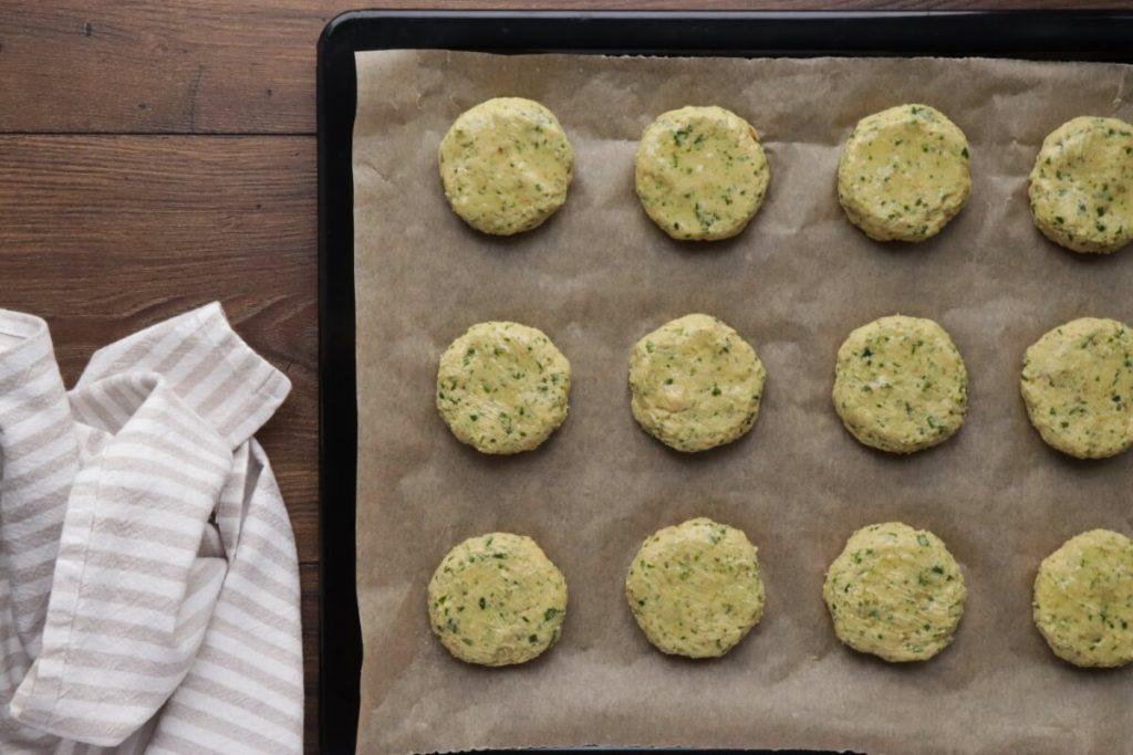 Healthy Baked Falafel recipe - step 4