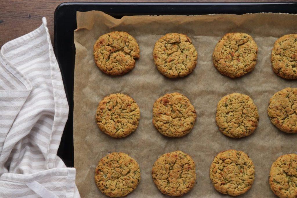 Healthy Baked Falafel recipe - step 6