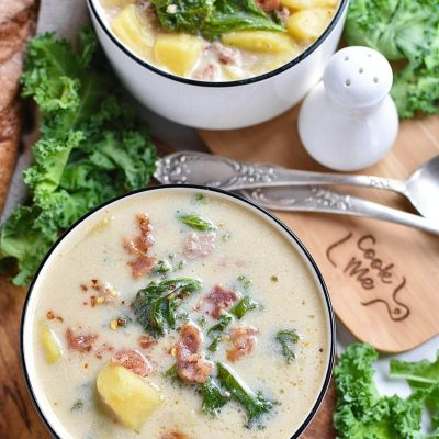 Instant Pot Zuppa Toscana Recipes– Homemade Instant Pot Zuppa Toscana–Easy Instant Pot Zuppa Toscana