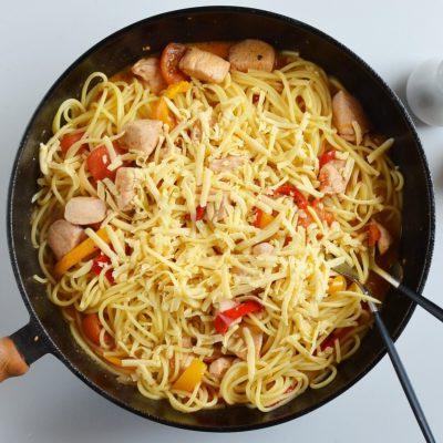 Mexican Chicken Pasta recipe - step 7
