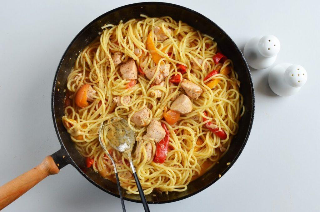 Mexican Chicken Pasta recipe - step 8