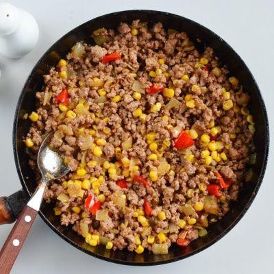 Mexican Corn Bread Casserole recipe - step 4