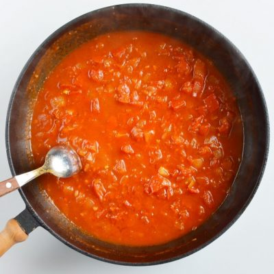 Moroccan Chickpea Tagine with Tomatoes recipe - step 3