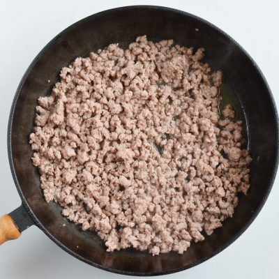 Quick One-Pan Pasta Bolognese recipe - step 2
