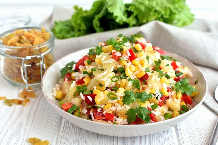 Rice Side Dish Recipes