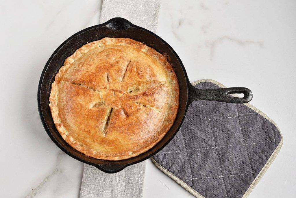 Skillet Chicken Pot Pie recipe - step 7