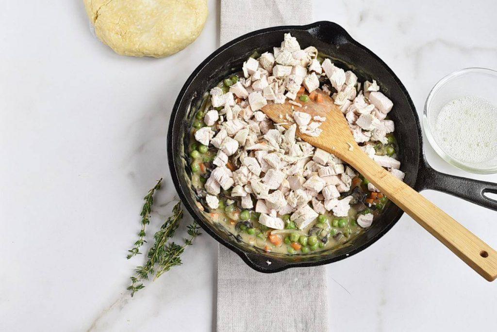 Skillet Chicken Pot Pie recipe - step 5