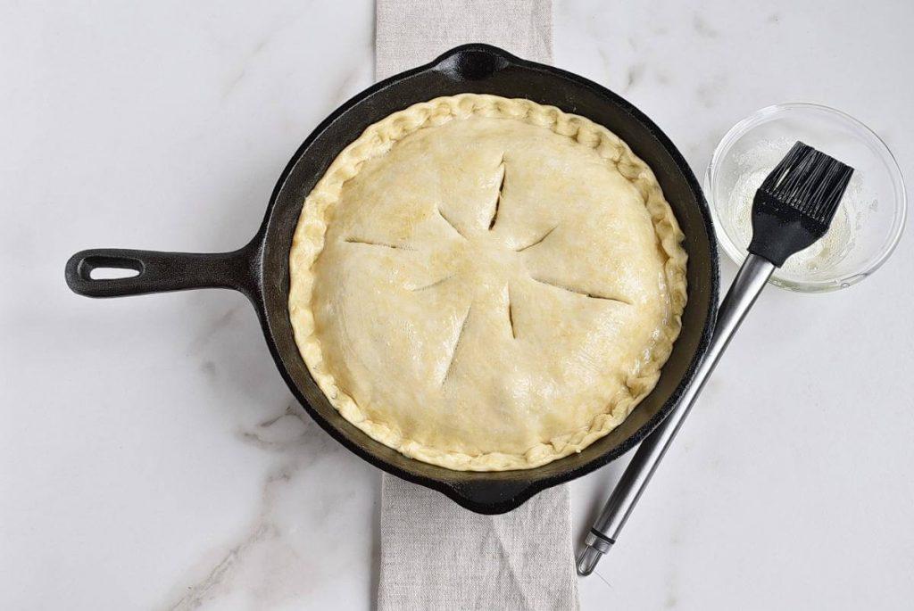 Skillet Chicken Pot Pie recipe - step 6