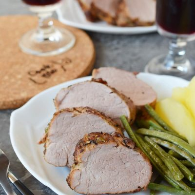Spiced Pork Tenderloin Recipe-How To Make Spiced Pork Tenderloin-Delicious Spiced Pork Tenderloin