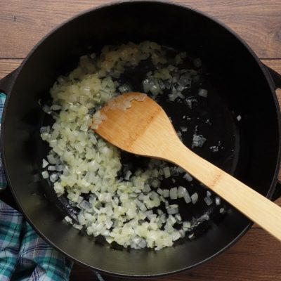 Spicy Vegetarian Chili recipe - step 2